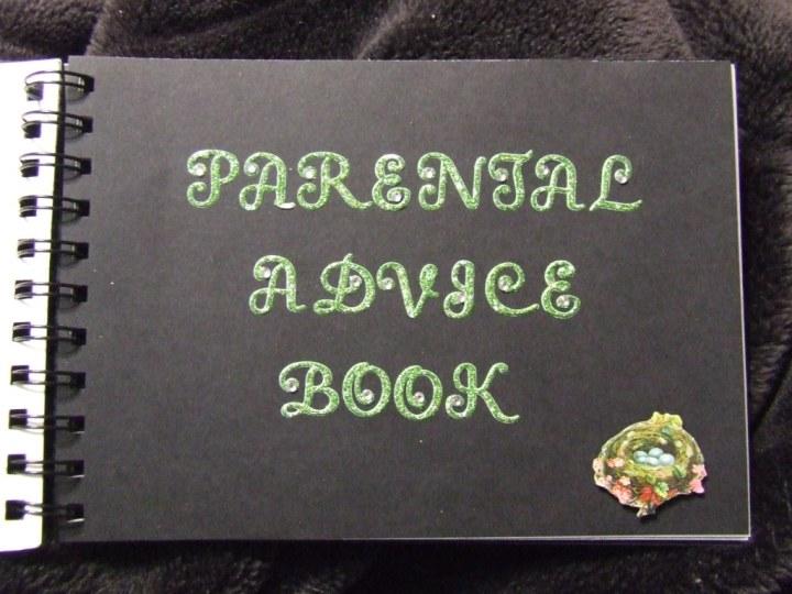 Parental Advice Book