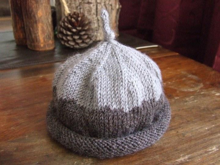 Little Twiglet's hat