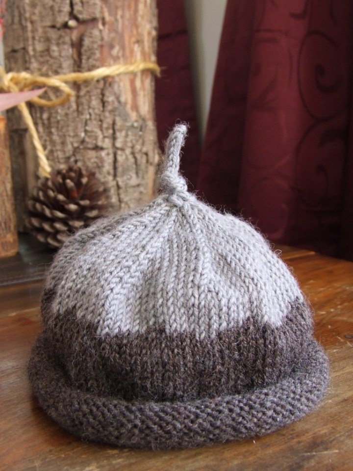 Little Twiglet's hat 2