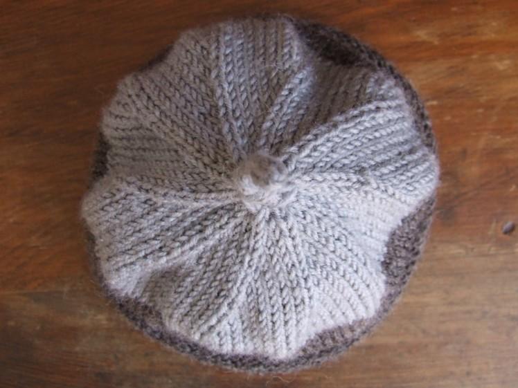 Little Twiglet's hat 3