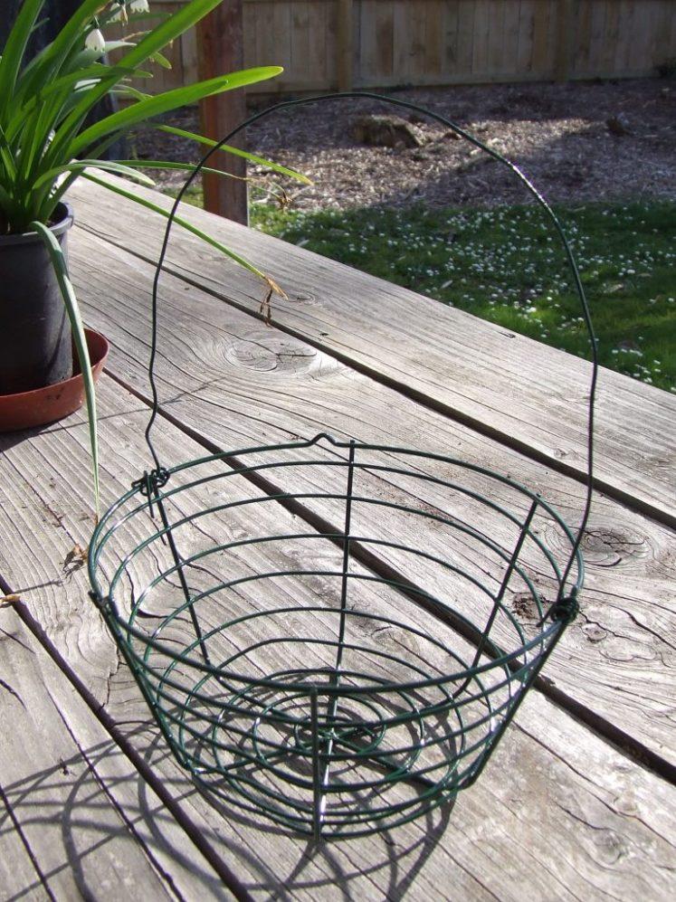 Wire basket 2