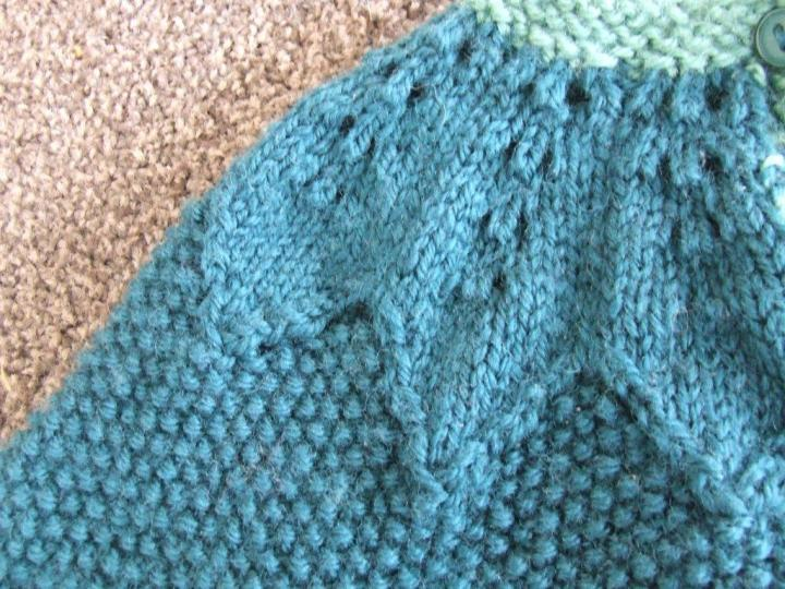 Close up cardigan