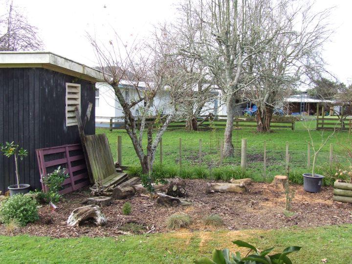 Plum Tree Garden