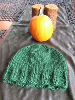 Green hat #1, which ran away.