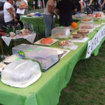 So many pumpkin cakes...