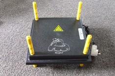 The Comfort heatplate.