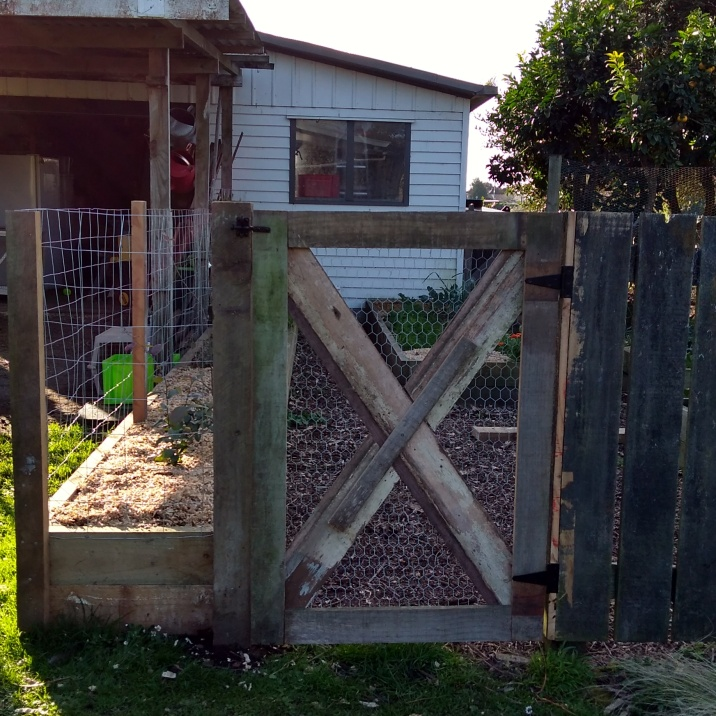 It ain't the most high-end gate, but I'm pleased with it.